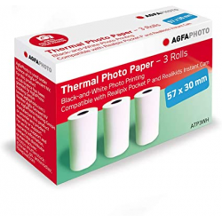 AGFA PACK 3 ROLLOS ATP3WH