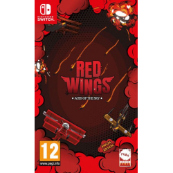RED WINGS: ACES OF THE SKY - BARON EDITION-SWITCH