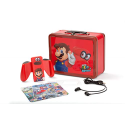 POWER A SWITCH LUNCH BOX TIN KIT - MARIO (GS DESIGN)