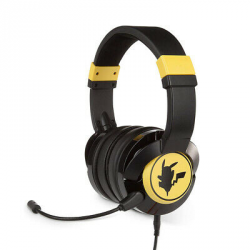 POWER A SWITCH WIRED GAMING HEADSET – PIKACHU SILHOUETTE