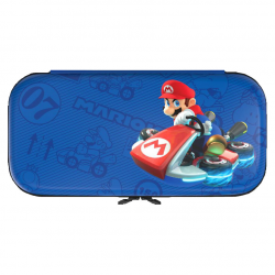 POWER A SWITCH PROTECTION CASE KIT–MARIO KART WITH SCREEN PROTECTION