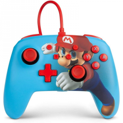 POWER A SWITCH ENHANCED WIRED CONTROLLER MARIO PUNCH