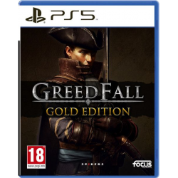 GREEDFALL GOLD EDITION -PS5