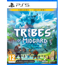 TRIBES OF MIDGARD: DELUXE EDITION-PS5