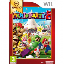 MARIO PARTY 8 SELECT-WII
