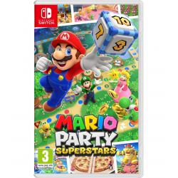 SWITCH MARIO PARTY SUPERSTARS-SWITCH
