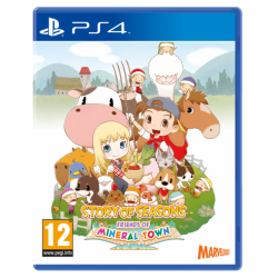 STORY OF SEASONS: FRIENDS OF MINERAL TOWN-PS4