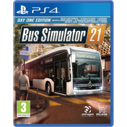 BUS SIMULATOR 21 - DAY ONE EDITION-PS4