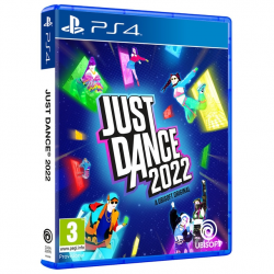 JUST DANCE 2022-PS4