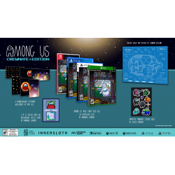 AMONG US - CREWMATE EDITION-SWITCH
