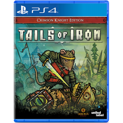 TAILS OF IRON CRIMSON KNIGHT EDITION-PS4