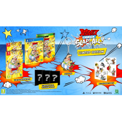ASTERIX & OBELIX SLAP THEM ALL - LIMITED EDITION-SWITCH