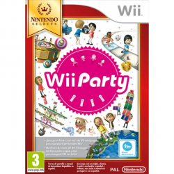 WII PARTY SELECT-WII