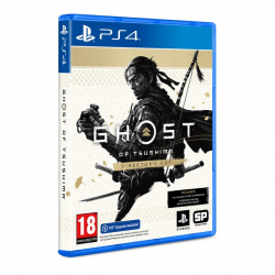 GHOST OF TSUSHIMA DIRECTOR´S CUT-PS4