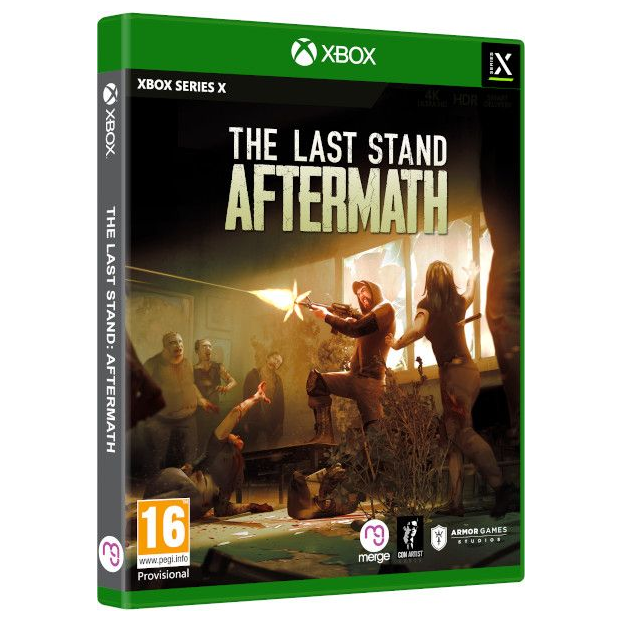 THE LAST STAND : AFTERMATH-XBOX ONE