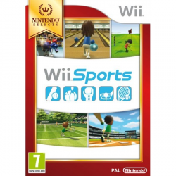 WII SPORTS SELLECT-WII
