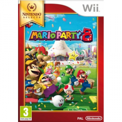 MARIO PARTY 9 SELECT-WII