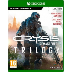 CRYSIS REMASTERED TRILOGY -XBOX ONE