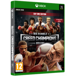 BIG RUMBLE BOXING CREED CHAMPIONS DAY ONE EDITION-XBOX ONE