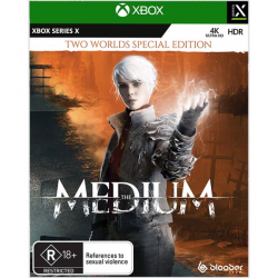 THE MEDIUM TWO WORLDS SPECIAL EDITION-XBOX SERIES