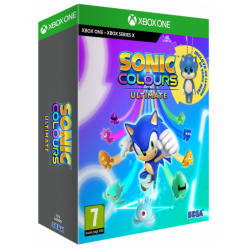 SONIC COLOURS ULTIMATE DAY ONE EDITION-XBOX ONE
