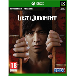 LOST JUDGMENT-XBOX SERIES