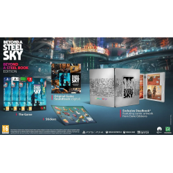 BEYOND A STEEL SKY - BOOK EDITION-PS5