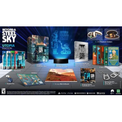 BEYOND A STEEL SKY - UTOPIA EDITION-PS5
