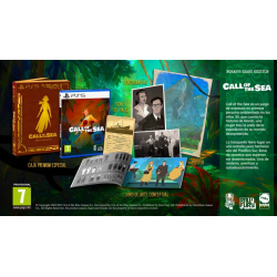 CALL OF THE SEA – NORAH'S DIARY EDITION-PS5