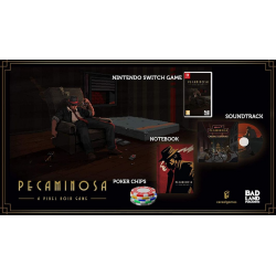 PECAMINOSA COLLECTOR EDITION-SWITCH