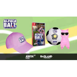 """ALPACA BALL """"ALL-STARS"""" COLLECTOR EDITION-SWITCH"""