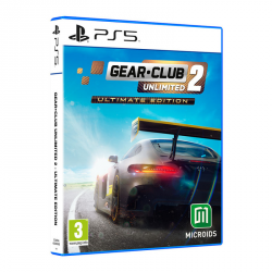 GEAR CLUB 2 - ULTIMATE EDITION-PS5