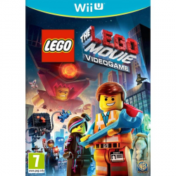 LEGO MOVIE THE VIDEOGAME -WII U