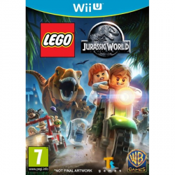 LEGO JURASSIC WORLD-WII U