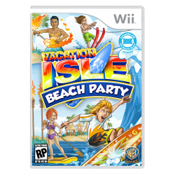 VACATION ISLE BEACH PARTY -WII