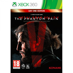 METAL GEAR SOLID THE PHANTOM PAIN DAY ONE EDI-XBOX 360