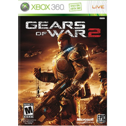 GEARS OF WAR 2 SELECT-XBOX 360