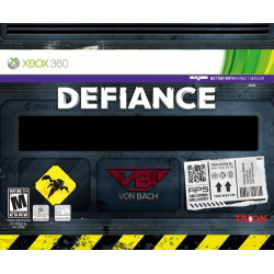 DEFIANCE LIMITED EDITION-XBOX 360