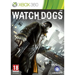 WATCH DOGS-XBOX 360