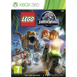 LEGO JURASSIC WORLD-XBOX 360