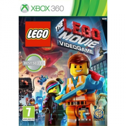 LEGO MOVIE THE VIDEOGAME XCLASSICS-XBOX 360