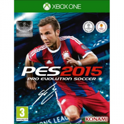 PRO EVOLUTION SOCCER 2015 DAY ONE EDITION-XBOX ONE