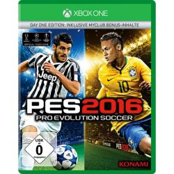 PRO EVOLUTION SOCCER 2016 DAY ONE EDITION-XBOX ONE