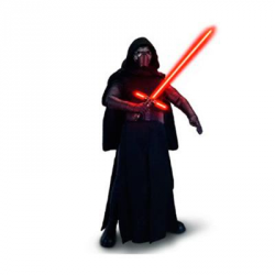 FIG S WARS INTERACTIVE LEAD VILLAIN 40,5CM
