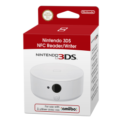 3DS 3DS LECTOR/ESCRITOR NFC