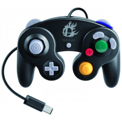WII U GAMECUBE CONTROLLER SMASH BROS. EDITION