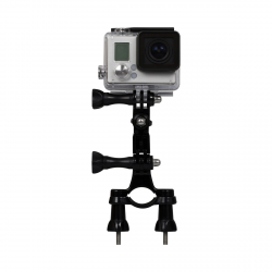 GP BIKE MOUNT (FOR ROLLEI AC300/310/400/410/500&ALL GOPRO CAMERAS) RO (ACCESORIO COMPATIBLE GOPRO)