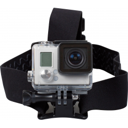 GP HEADSTRAP (FOR ROLLEI AC300/310/400/410/500&ALL GOPRO CAMERAS) ROL (ACCESORIO COMPATIBLE GOPRO)