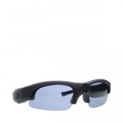 SUNGLASSES CAM 200 WITH FULL -HD &135 ROLLEI NEGRAS