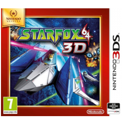 STAR FOX 64 SELECT-3DS